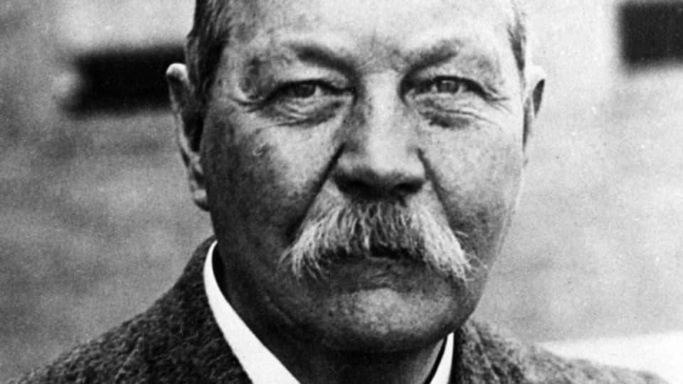 Der Schöpfer von Sherlock Holmes: Arthur Conan Doyle