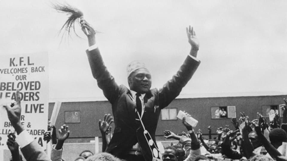 1963 feierte die ehemalige britische Kronkolonie Kenia ihre Unabhängigkeit von der Krone.