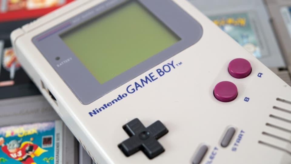 Der Game Boy von Nintendo kam 1990 in Europa auf den Markt.