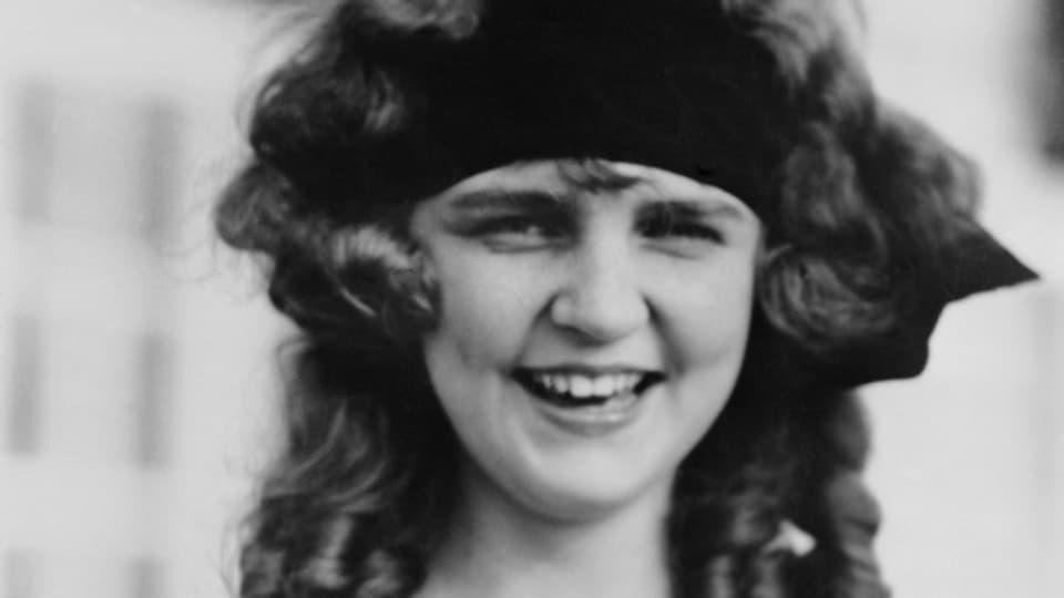 Margaret Gorman - 1921 die erste Miss America