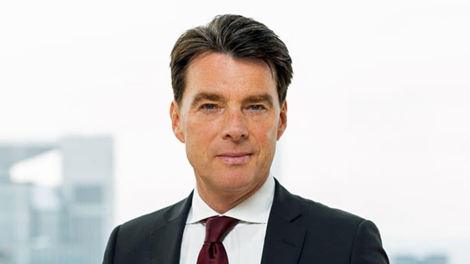 Martin Lück ist Leiter Blackrock-Kapitalmarktstrategie für Deutschland, die Schweiz, Österreich und Osteuropa.