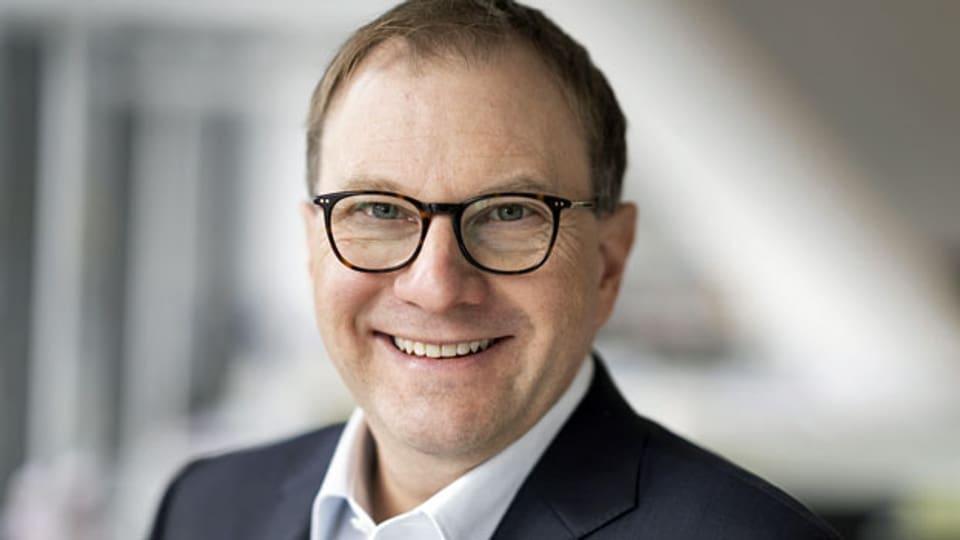 Martin Hirzel, Präsident von Swissmem.