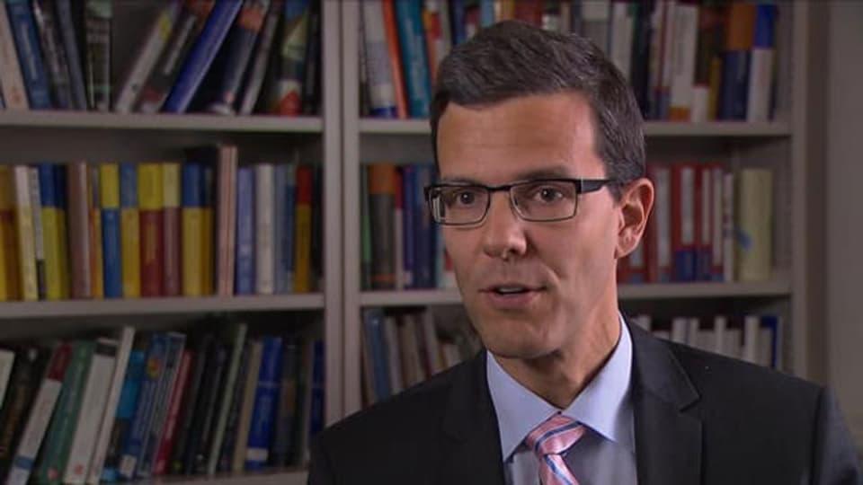 Manuel Ammann ist Professor für Banken und Finanzen an der Universität St. Gallen.