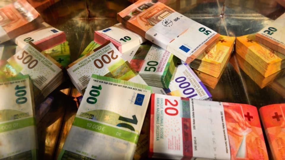 EU Steuerregelung für grosse Konzerne.