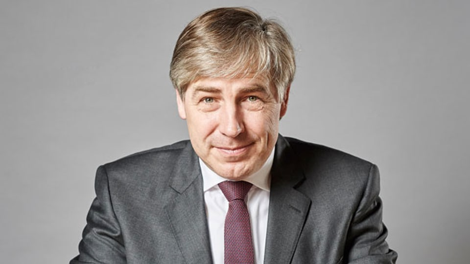 Klaus Wellershoff, Ökonome.