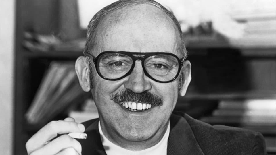 Als Nachfolger von Cédric Dumont leitete Moeckel viele Jahre das Unterhaltungsorchesters von Radio DRS
