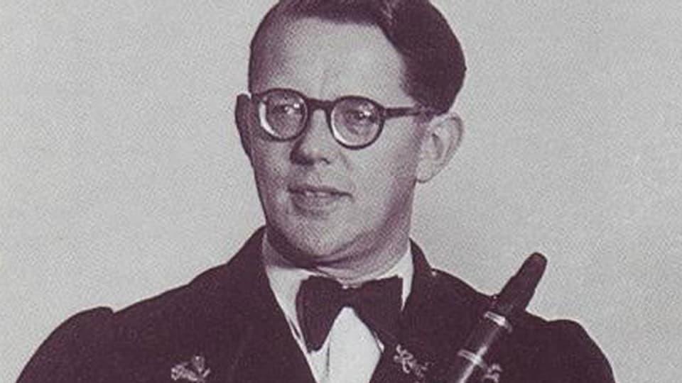Jost Ribary sen. komponierte auch die Steiner Chilbi 1933.