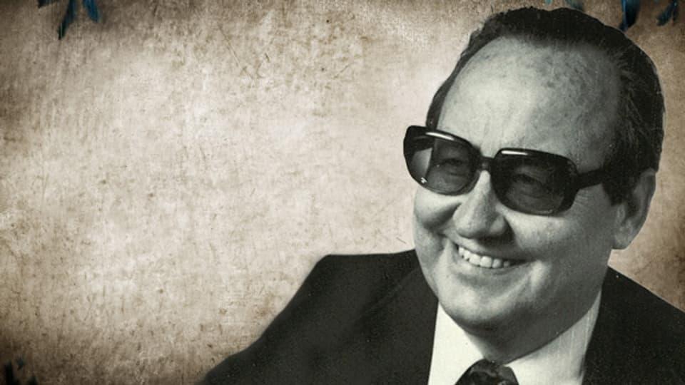 Jost Marty wurde am 29. Dezember 1920 in Einsiedeln geboren und starb am 8. August 1988.