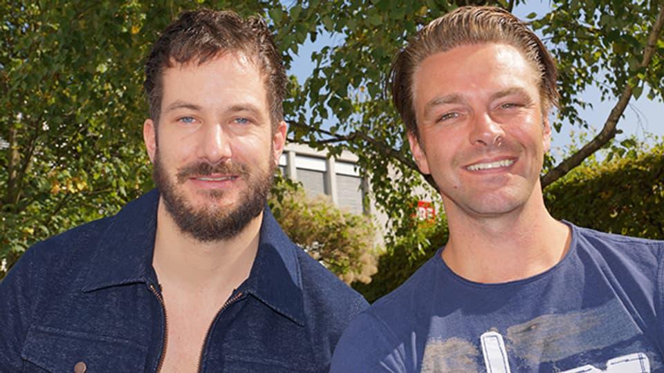 Georg Schlunegger gibt als Gast von Eric Dauer in der «Hit-Welle» viel Persönliches preis.