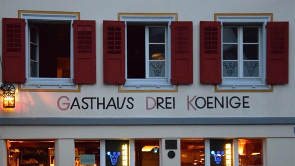 Das «Gasthaus drei Könige» wird von den Stansern «Melachere» genannt.