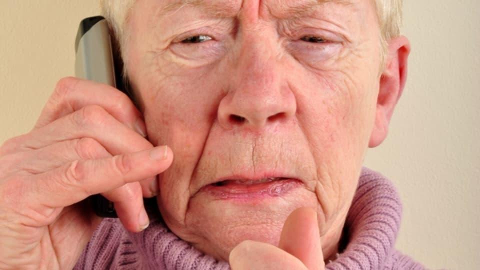 Senioren haben unterschiedliche Ansprüche an ein Handy.