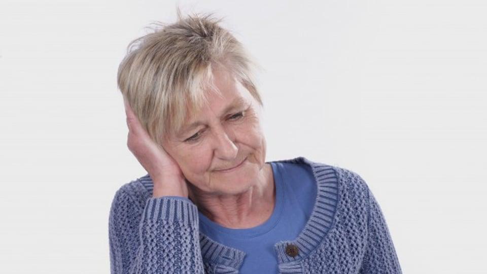 Eine unbehandelte Mittelohrenzündung kann gefährlich sein.