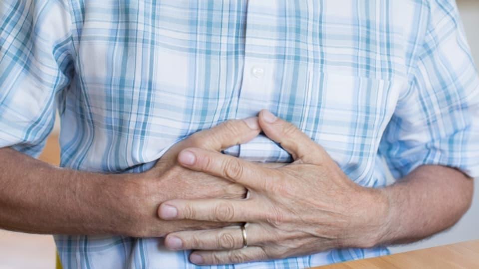 Die Diagnose bei Reizdarm kann schwierig sein.