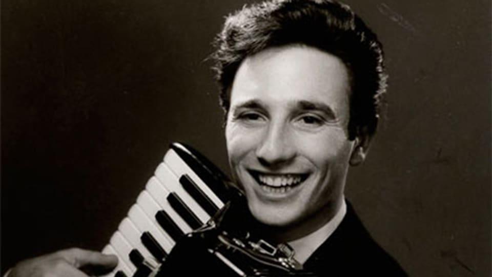Rocco Granata in jungen Jahren.