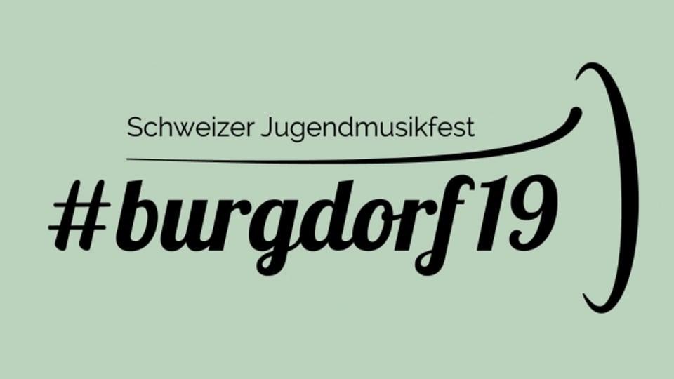 Fast 110 Formationen mit rund 4'300 jungen Musikantinnen und Musikanten werden in Burgdorf auftreten.