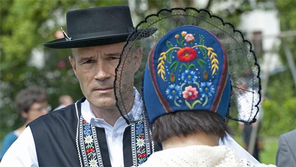 Die Schweizer Volkskultur zeigt sich in ihrer grossen Vielfalt als Ehrengast an der OLMA 2019.