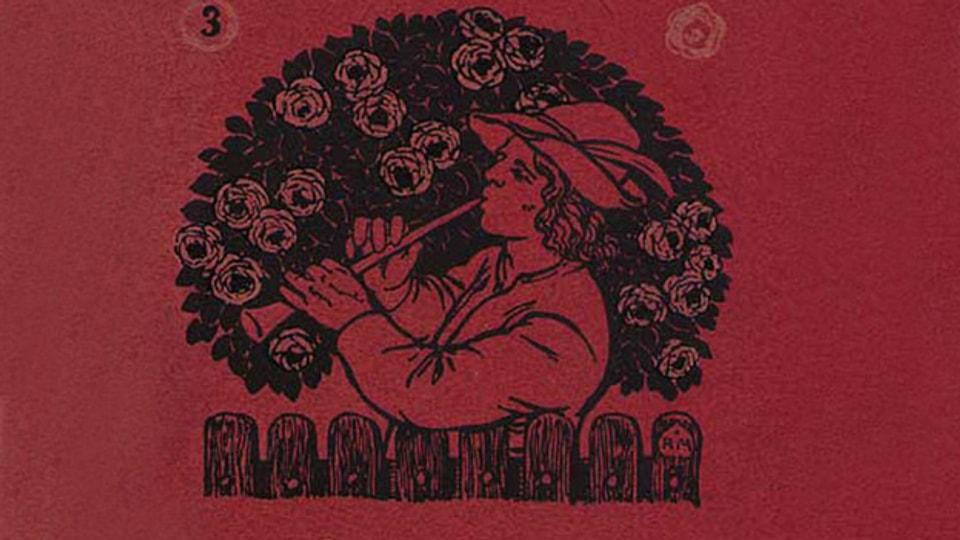 Das Liederheft «Im Röseligarte» wurde von Otto von Greyerz herausgegeben.