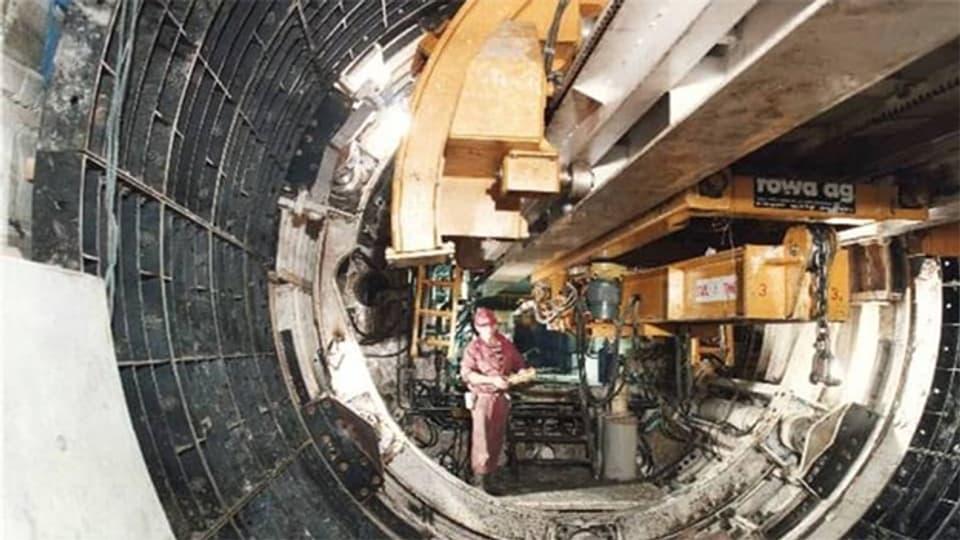 Die Rowa Hochlaufinstallationen mit optimierter Logistik im Durchmesserbereich von 3 bis 14 m wurden weltweit exportiert.