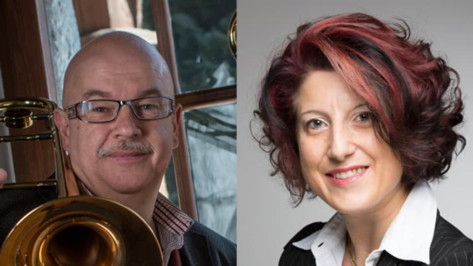 Eine spannende Wahl: Für das Präsidium des Schweizer Blasmusikverbands SBV bewerben sich Armin Bachmann und Luana Menoud-Baldi.