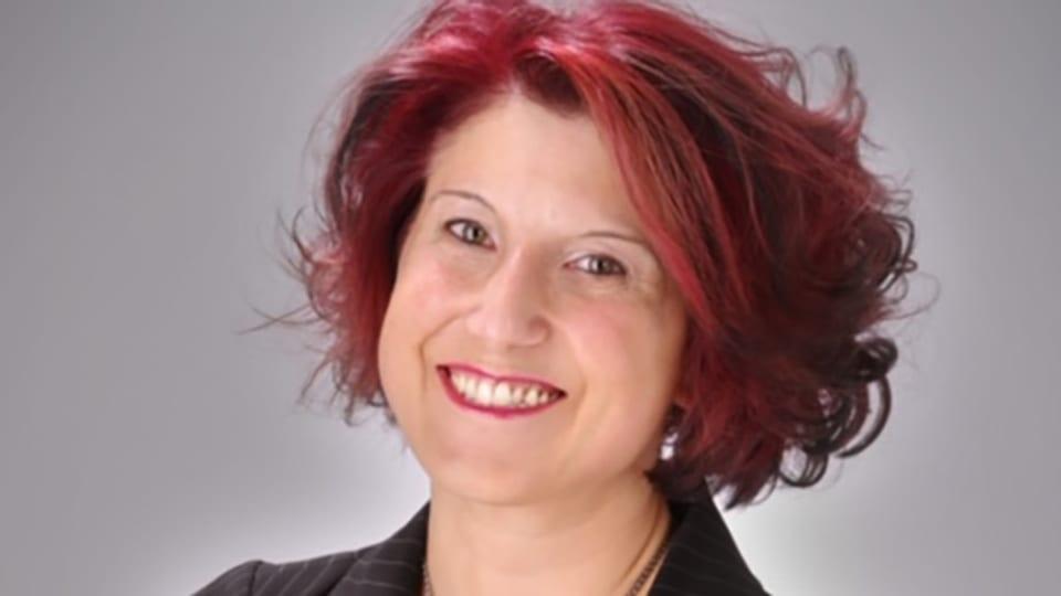 Die neue SBV-Präsidentin Luana Menoud-Baldi. Sie übernimmt die Nachfolge von Valentin Bischof.