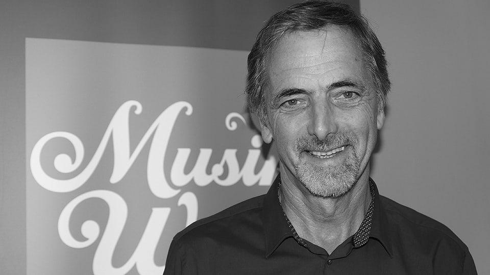 Guido Neff 2019 zu Gast im «SRF Musikwelle Brunch».