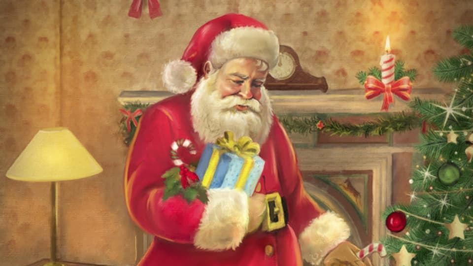 «Morgen kommt der Weihnachtsmann» ist ein deutsches Weihnachtslied mit einem 1835 verfassten Text von Hoffmann von Fallersleben