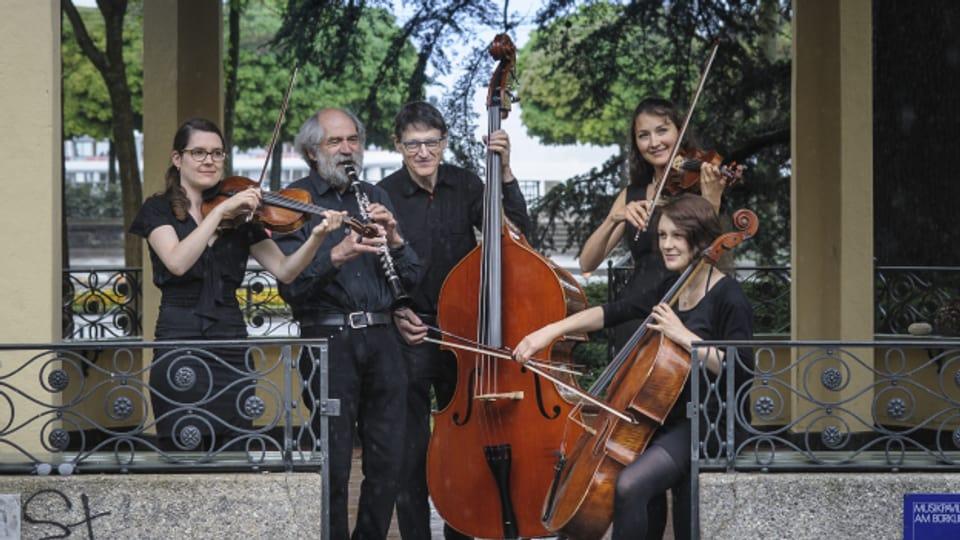 Ils Fränzlis da Tschlin haben ihren sechsten Tonträger herausgegeben.