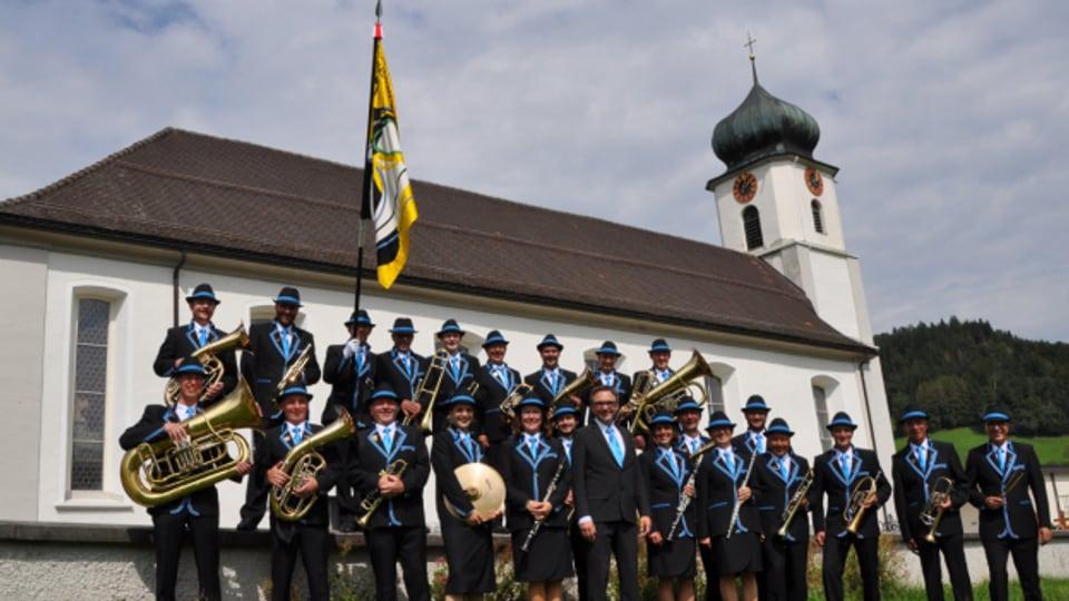 Musikgesellschaft Mühlrüti.