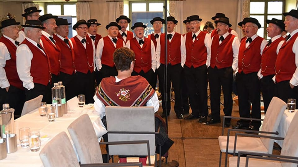 Der Jodlerklub Farnsburg wurde 1953 gegründet.