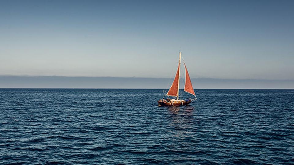 Ferien am Meer war für Lina Beck grossartig.