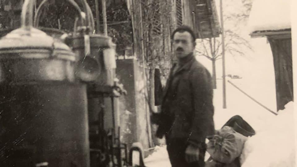 Rosa Hager-Steiners Vater trank selber nur selten Schnaps.
