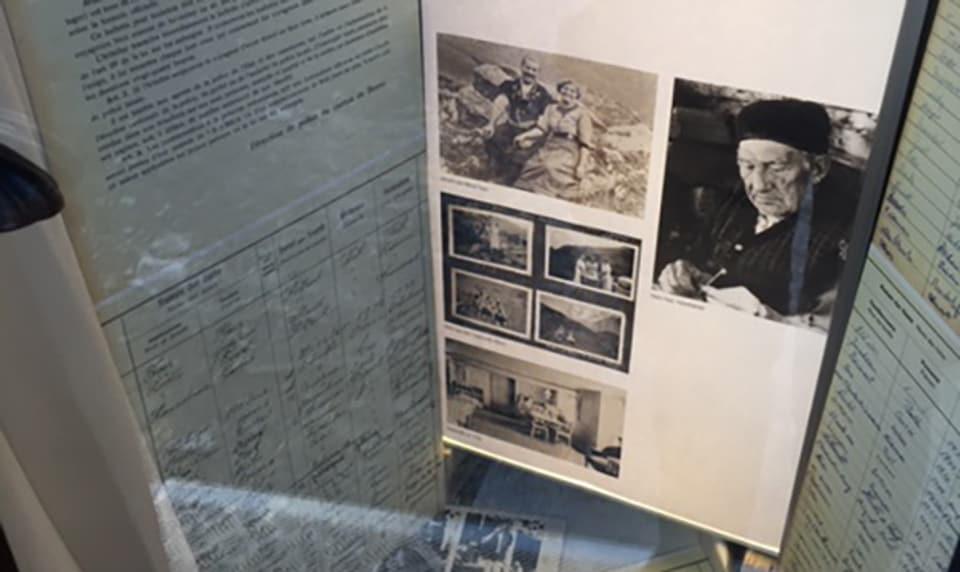 Das erste Schweizer Schaufenstermuseum steht unter der Leitung von Gisela Vollmer.