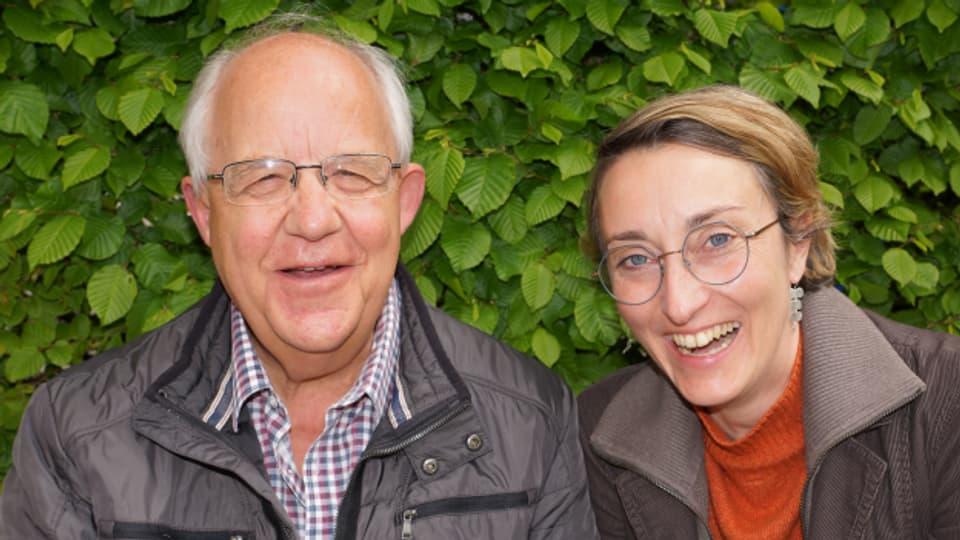 Sebi Heinzer ist bei Renate Anderegg Gast im «SRF Musikwelle Brunch».