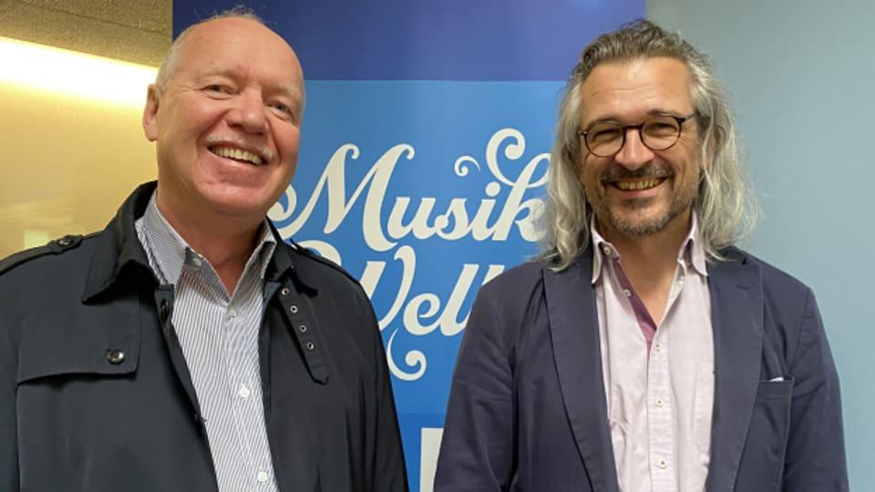 Willy Odermatt ist Gast bei Dani Häusler im «SRF Musikwelle Brunch».