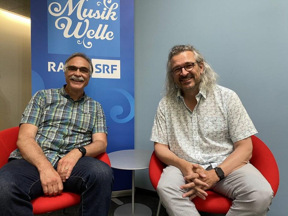 Martin Tanner ist seit 35 Jahren Klarinettist bei der Kapelle Oberalp und ebenso lange musikalischer Leiter der Schwyzerörgelifründe Felsberg.