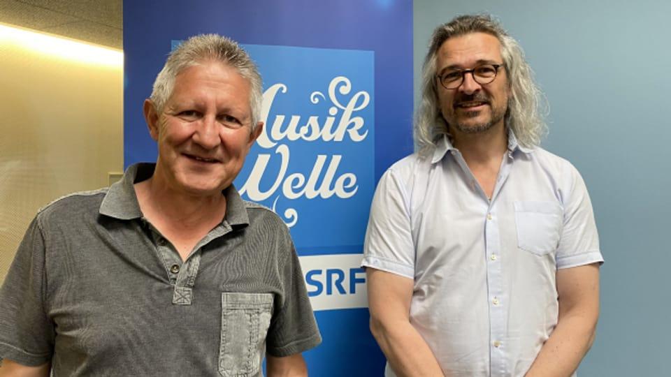 Jost Ribary III ist zu Gast bei Dani Häusler im «SRF Musikwelle Brunch».