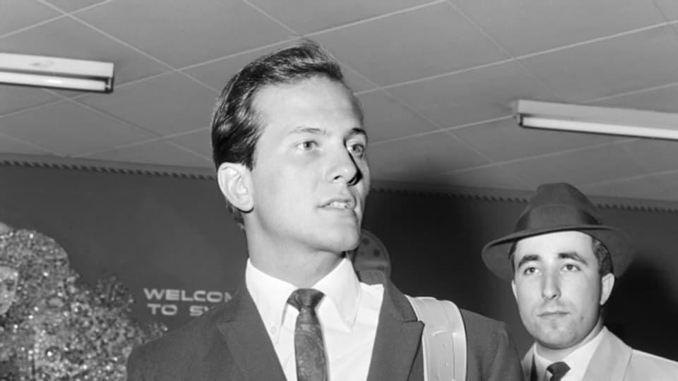 Pat Boone war einer der beliebtesten Pop- und Balladensänger der 1950er- und 1960er-Jahre.