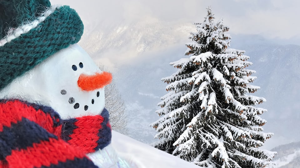 Fröhliche Winterzeit!