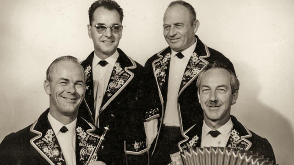 Die Huserbuebe haben die Schweizer Ländlermusikszene nachhaltig geprägt.