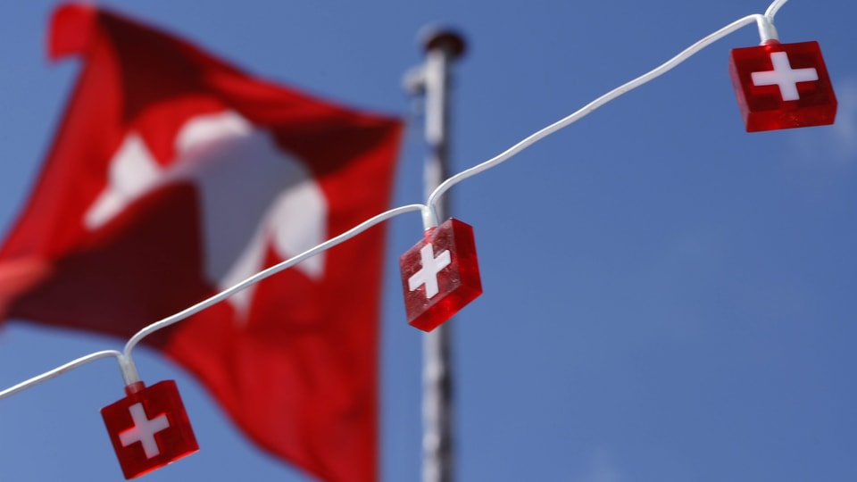 Typisch Schweizerisch darf's sein, in der letzten Blasmusik-«Fiirabigmusig» vor dem 1. August.