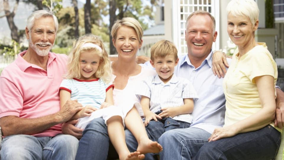 Drei Generationen gleichzeitig bieten Konfliktpotenzial.
