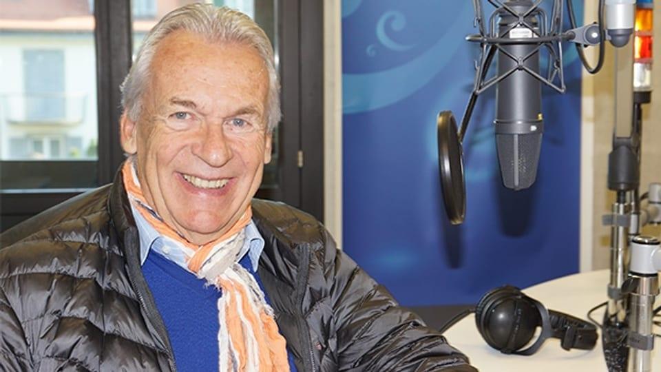 Pepe Lienhard feiert am 23. März 2021 seinen 75. Geburtstag.