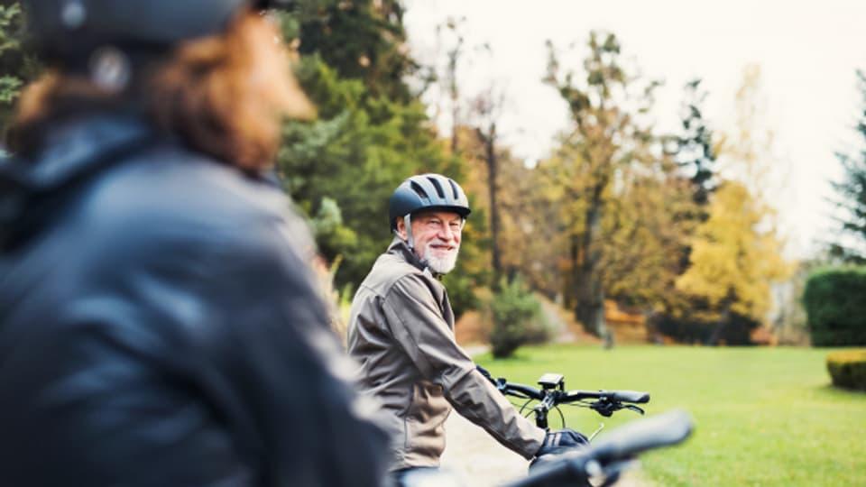 E-Bikes bieten neue Freiheiten.