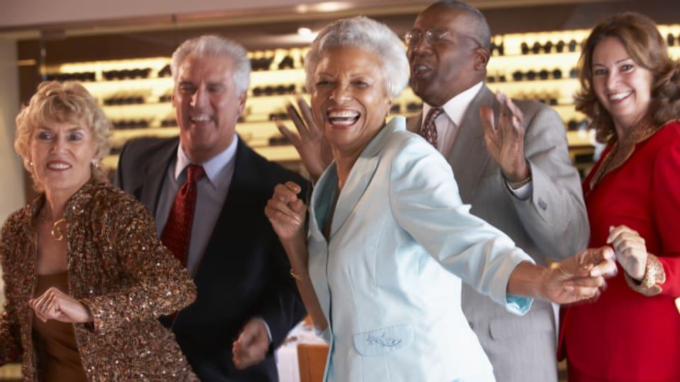 Groove macht Spass und ist für alt und jung geeignet.