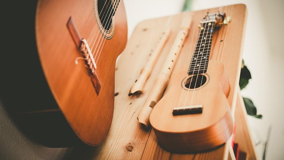 Auch wenn man schon etwas älter ist, kann man noch ein Instrument lernen.