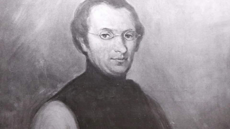 Pater Alberik Zwyssig komponierte den Schweizerpsalm.