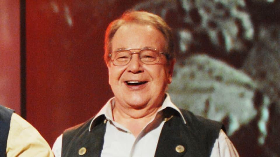 Guido Eugster hätte am 26. Mai 2021 seinen 85. Geburtstag feiern können.