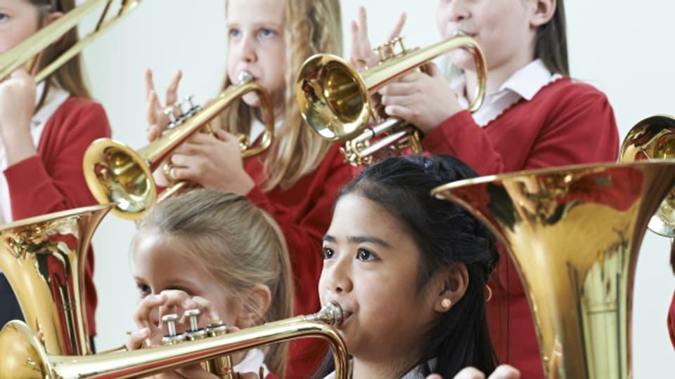 Gerade in diesen Zeiten ist Musizieren besonders wichtig - auch für junge Menschen.