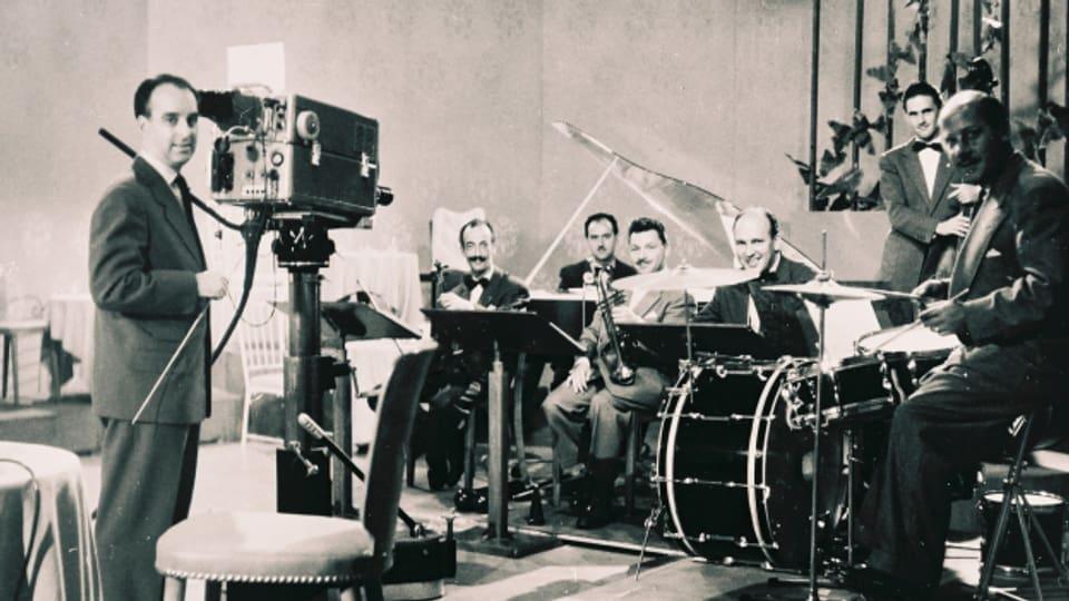 Radioorchester Cedric Dumont.
