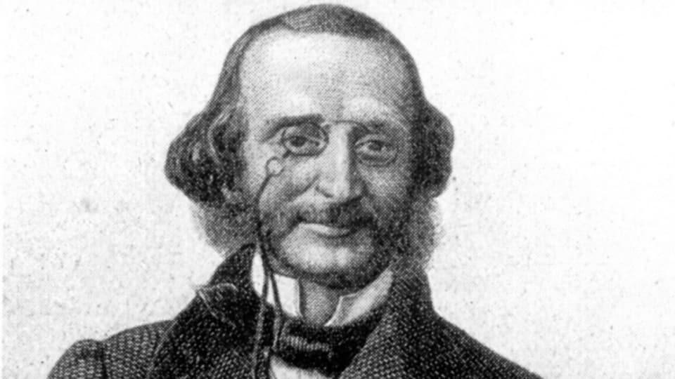 Der 1819 in Köln geborene Jacques Offenbach gilt als Schöpfer der Operette.